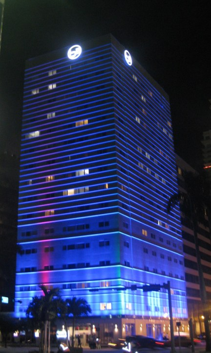 The B2 Hotel Downtown Miami - Cool Blue