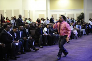 Pastor-John-Hannah-of-New-Life-Covenant-Church-on-the-South-Side-of-Chicago-at-the-2015-International-Worship-Summit-in-Orlando