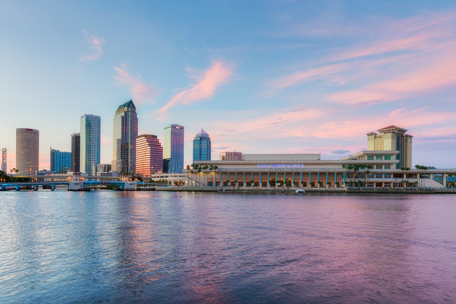Tampa General Hospital View Matthew Paulson Photography