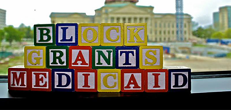 Image result for medicaid block grants