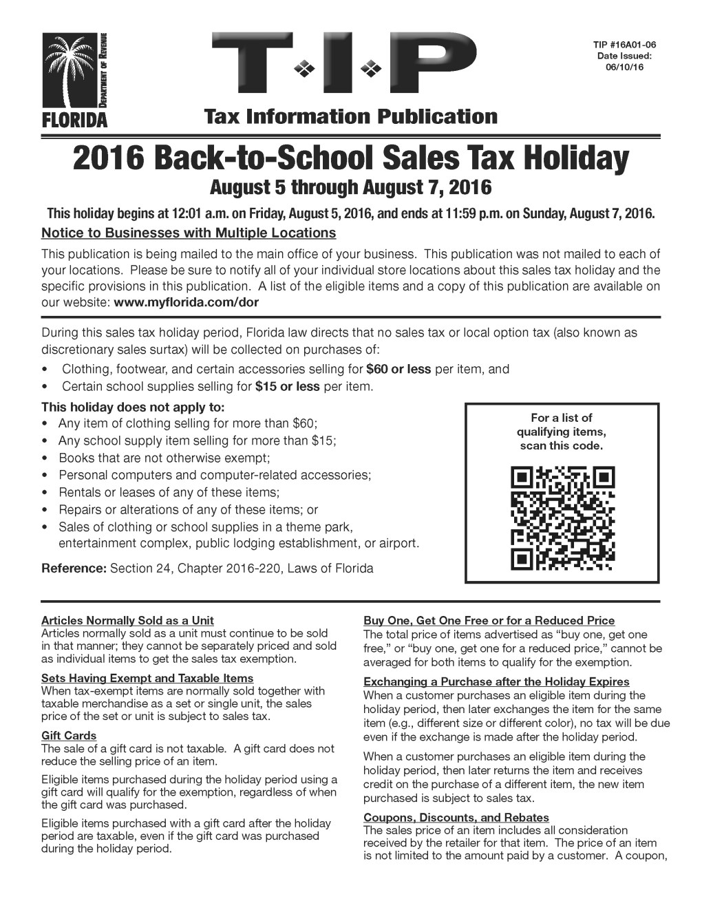2016 tax exempt holiday_Page_1