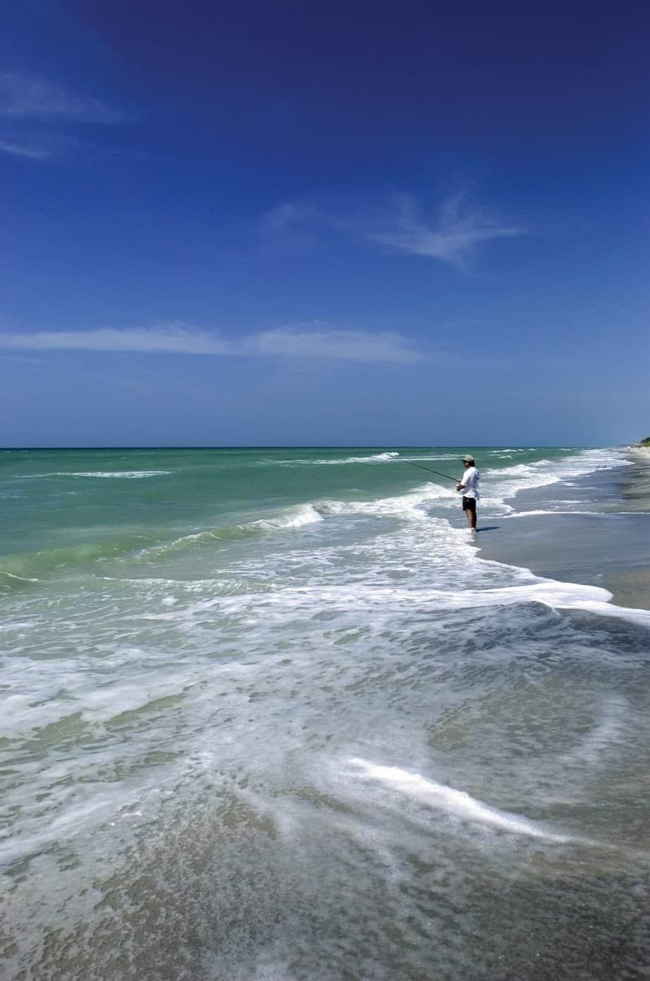 Surf Fishing Basics: Family fun at the beach