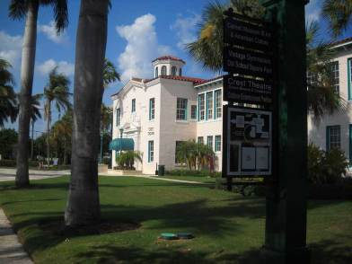 Old School Square in Delray Beach