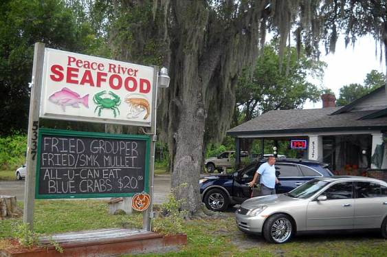 Peace River Seafood in Punta Gorda