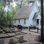 Mary's Chapel at Historic Spanish Point