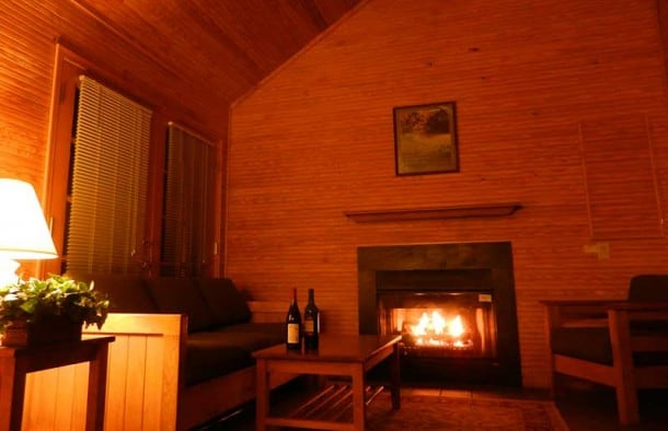 ... Cabins At Silver Springs State Park Is Huge. Silver River Fireplace
