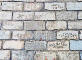 St. Augustine bricks