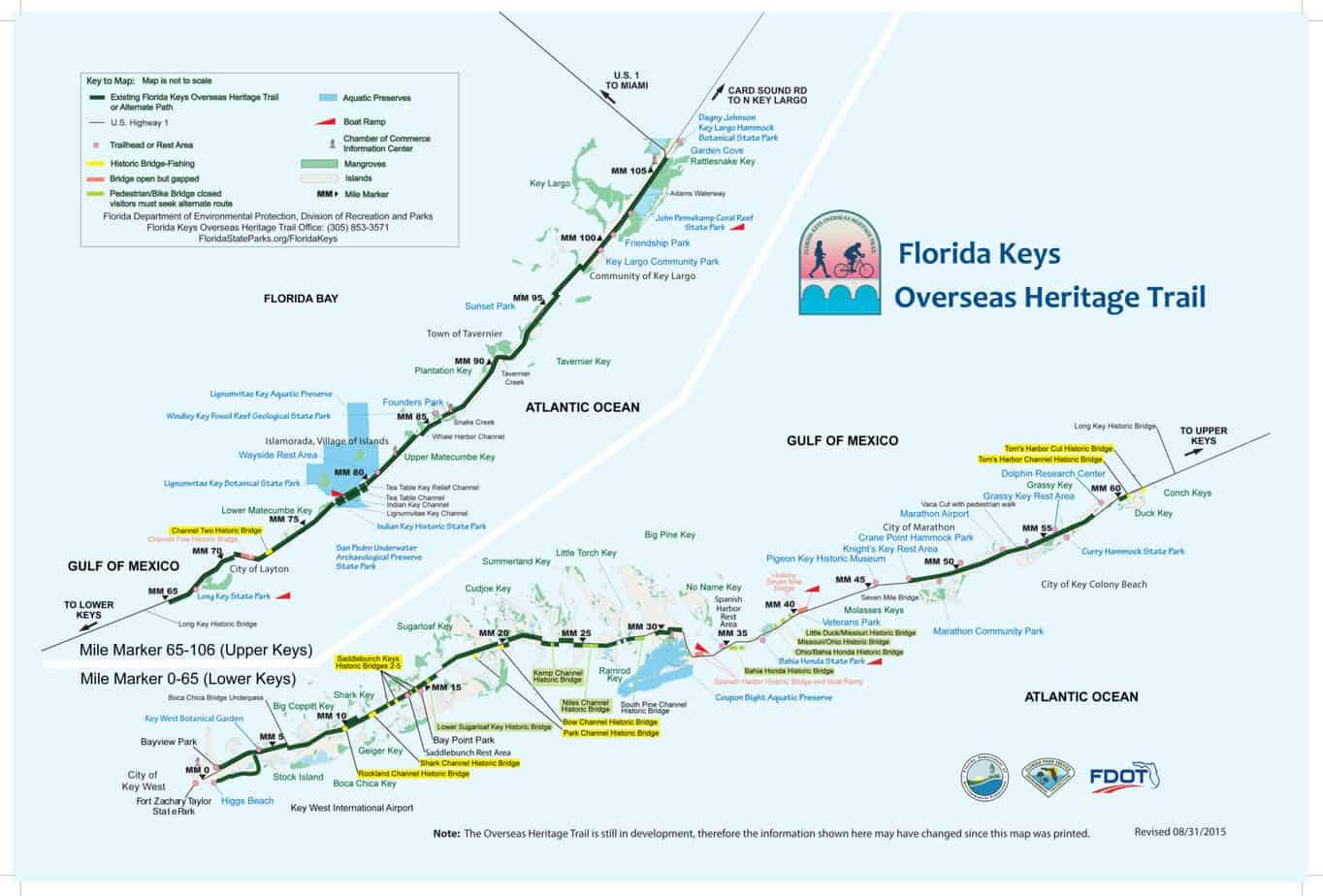 Image result for florida keys bike path
