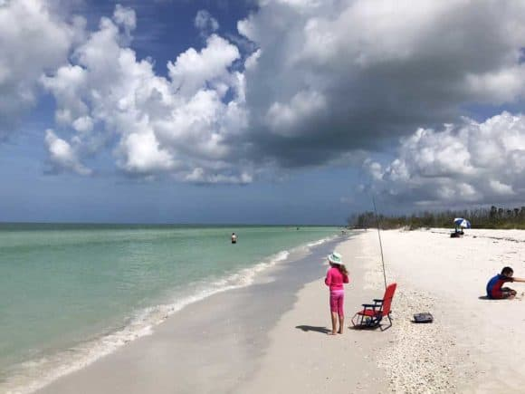 Tigertail Beach A Marco Island Adventure Where You Wade To Wild