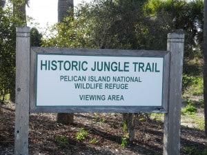 Jungle Trail at Pelican Island National Wildlife Refuge