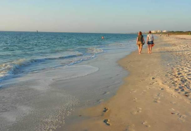Barefoot Beach Bonita Springs Florida Parking