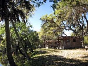 Camp Venice cabins