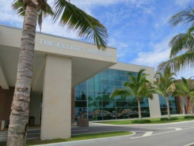 The Elliott Museum on Hutchinson Island near Stuart re-opened in 2013. I thas been on Hutchinson Island since 1961.
