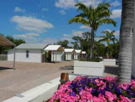 Artist cottages Imperial River Bonita Springs