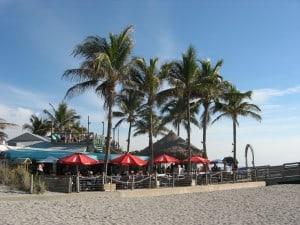 Sharky's on Venice Beach