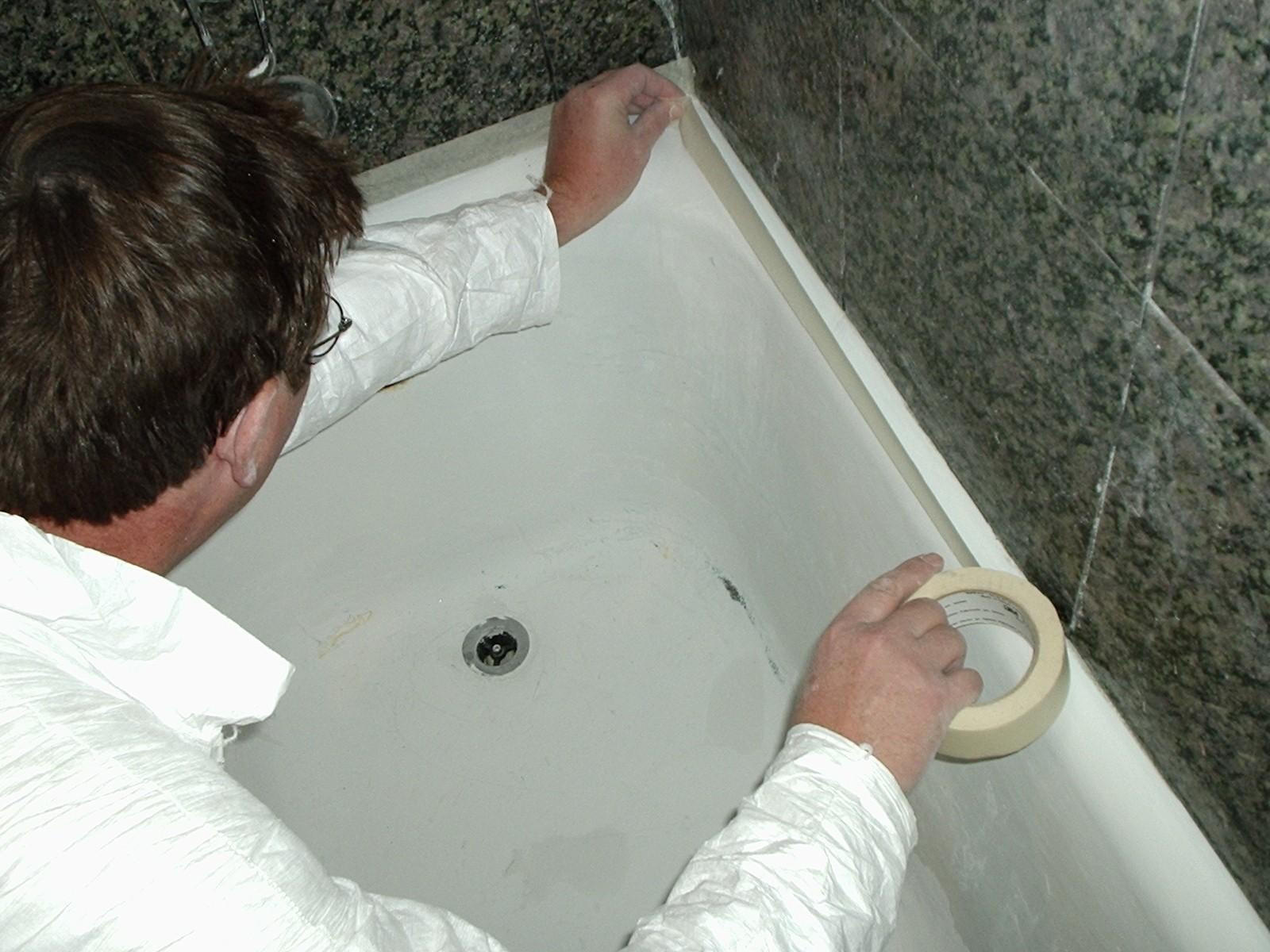 The Refinishing Process Florida Bathtub Refinishing