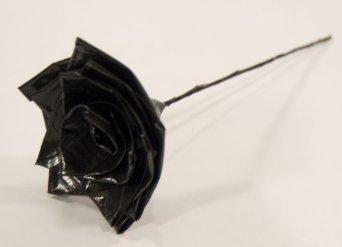 single-black-rose-duct-tape-flower_13389755