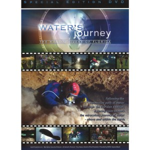 Water's Journey: Hidden Rivers of Florida DVD