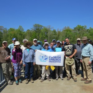 Springs Outing Recap: Saving Wakulla Springs Overland Tour with Jim Stevenson