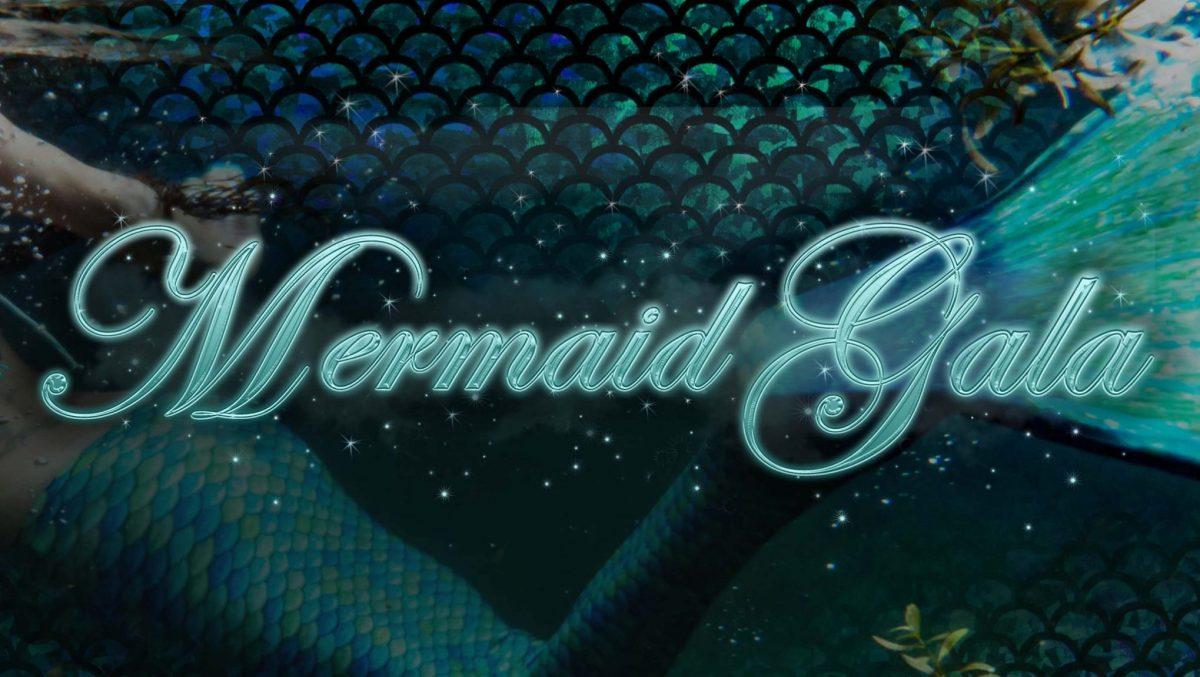 Mermaid Gala Banner