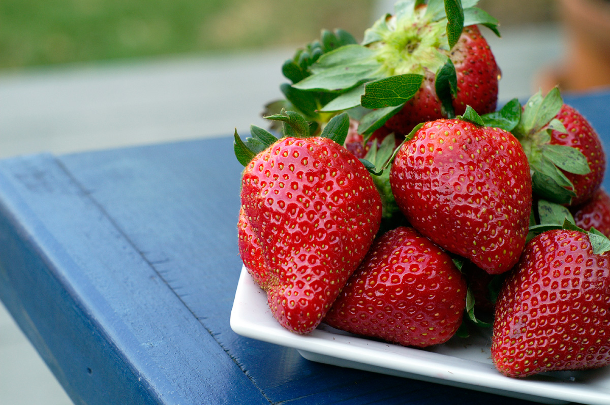 view larger image fresh strawberries ready for enjoyment