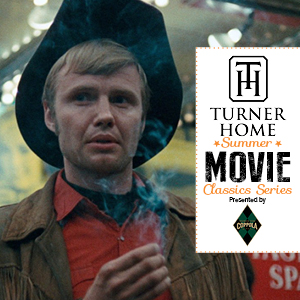 Turner Home Summer Movie Classics Series | Midnight Cowboy 50th Anniversary presented by Coppola Family Wines