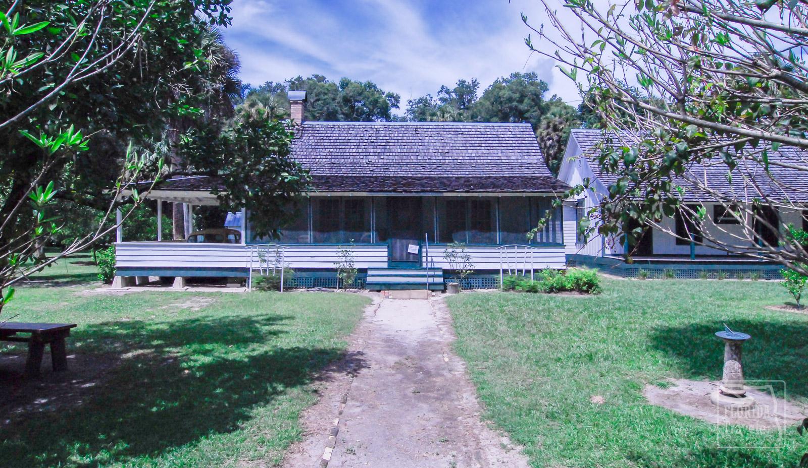 Marjorie Rawlings Home