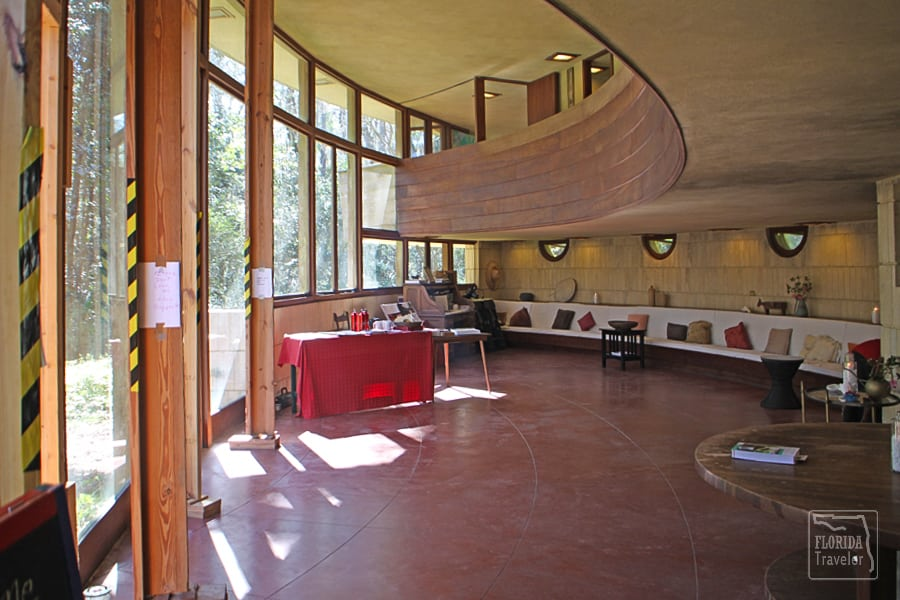 Frank Lloyd Wright's Spring House