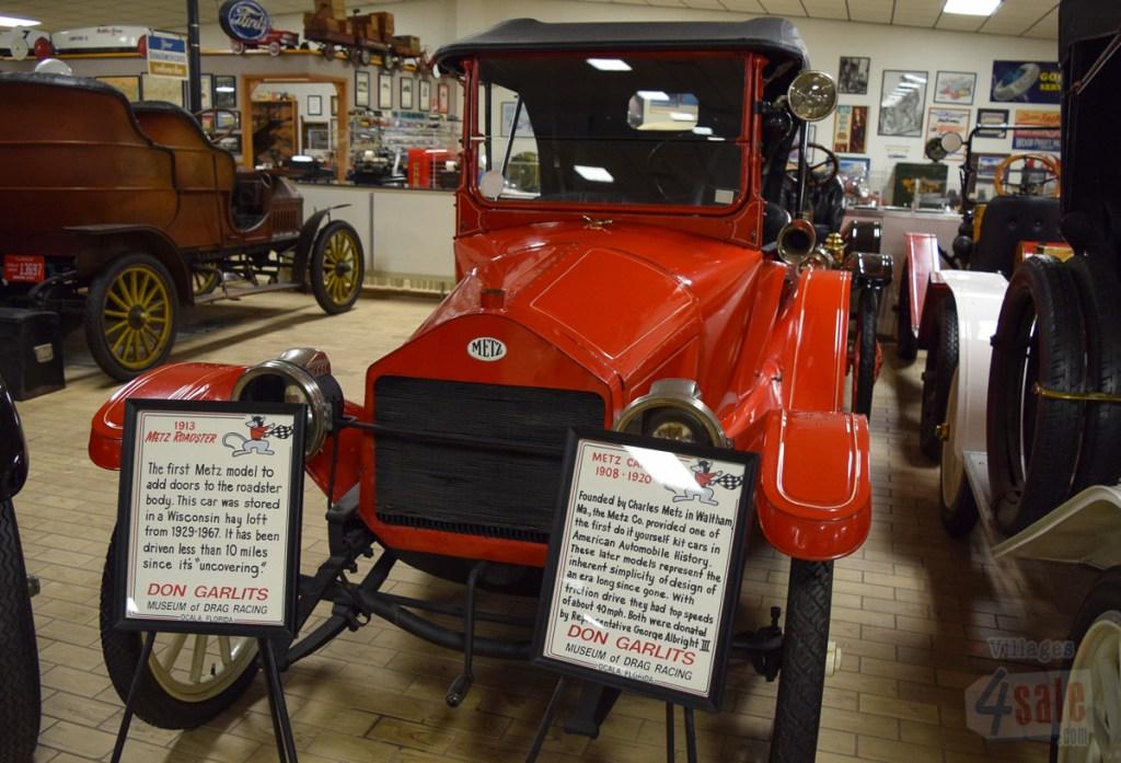 1913 Metz Roadster
