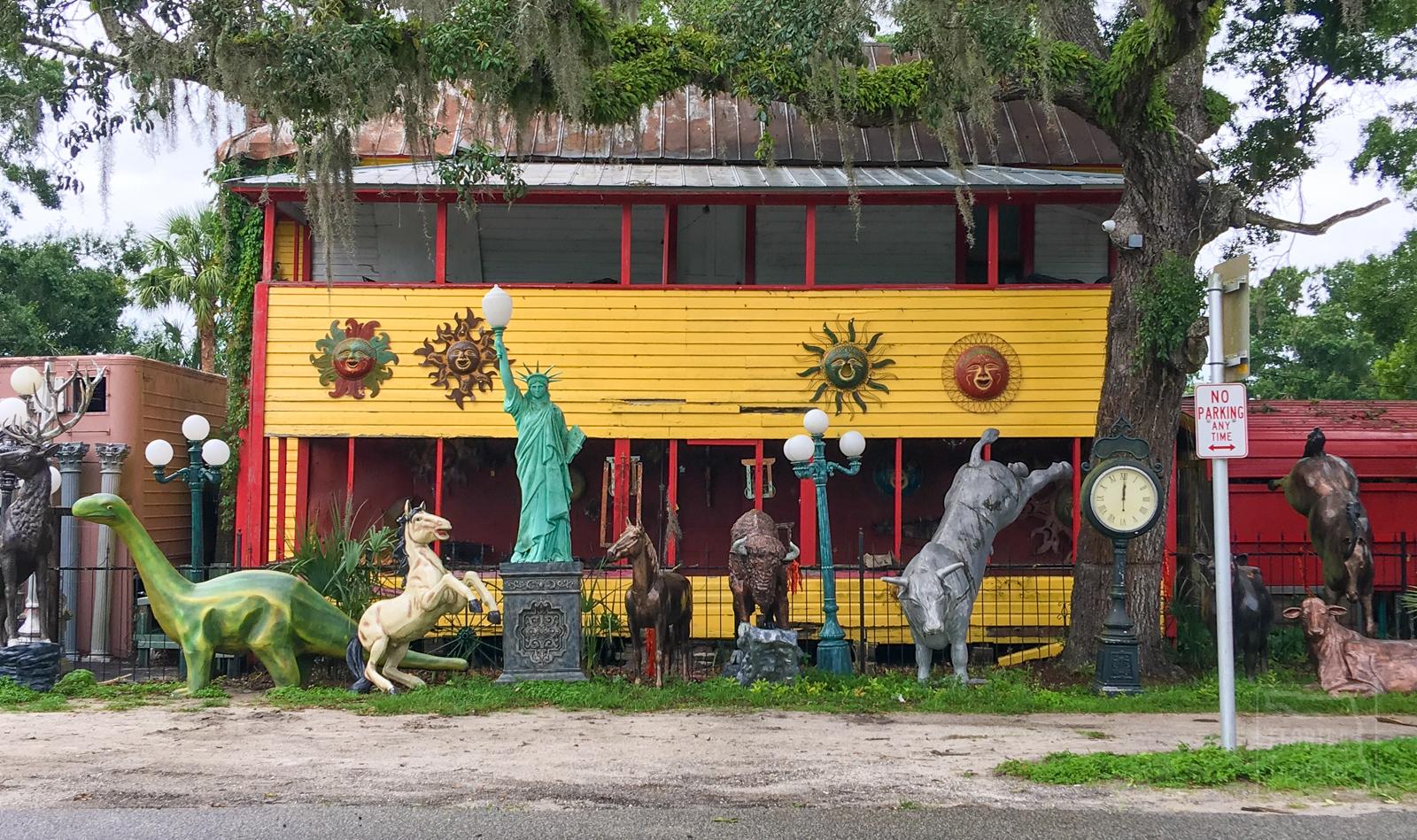Barberville Yard Art Emporium