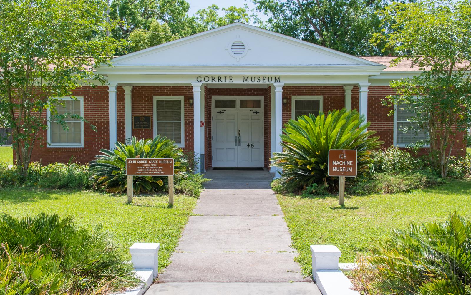 The John Gorrie Museum State Park.