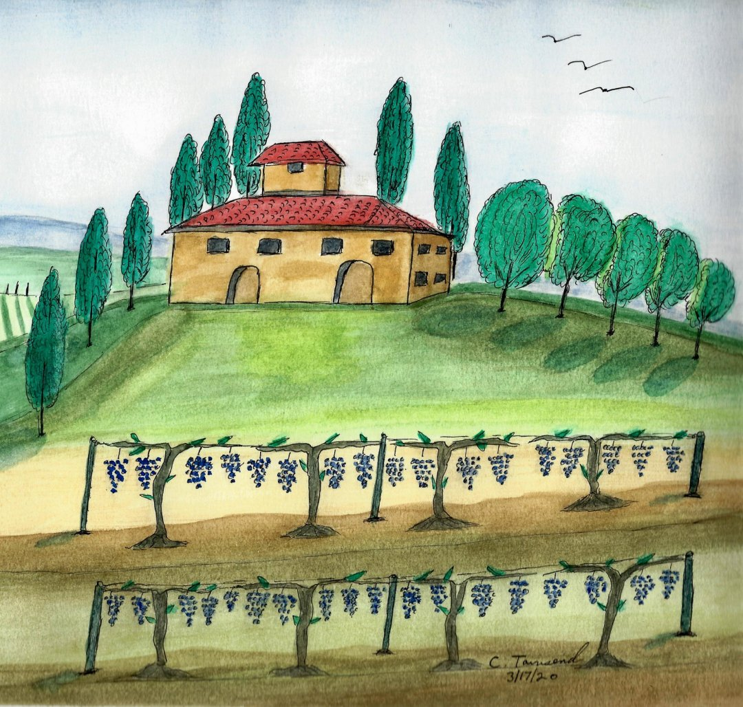 Townsend, Charles - Tuscan Winery