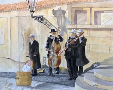 Dall, Mary - Prague Musicians
