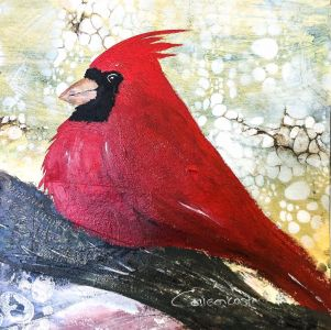 Kastner, Colleen - The Romantic Mr. Cardinal
