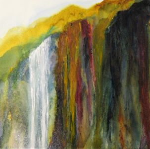 Moglia, Marcela - Dreams Of Waterfalls