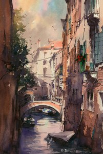 2 Vladislav Yeliseyev Bridges Of Venice