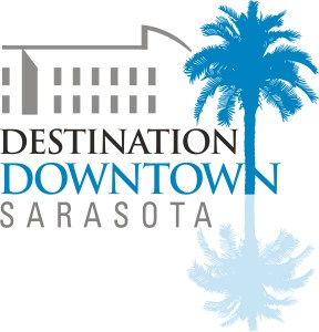 Destination Downtown Sarasota Logo CMYK Color