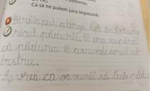 abecedar text