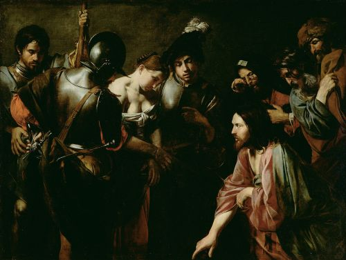 1280px-valentin_de_boulogne_french_-_christ_and_the_adulteress_-_google_art_project