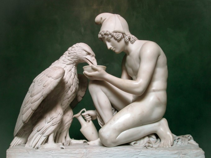 Ganymede_Waters_Zeus_as_an_Eagle_by_Thorvaldsen