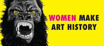 Women make art history