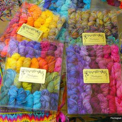 Artist's Assortment Yarns
