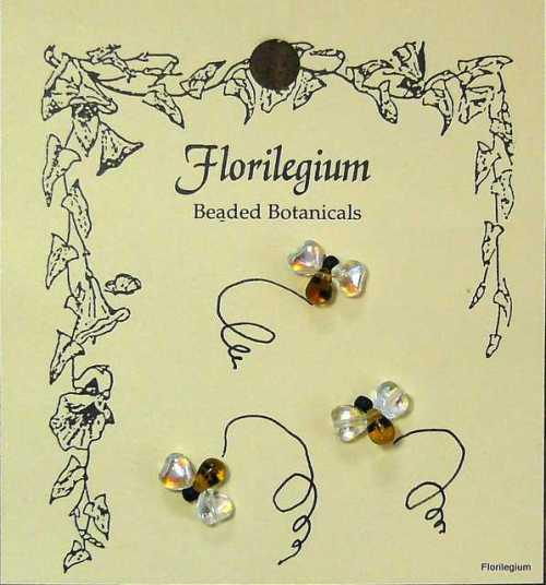 Bee's Beaded Botanical