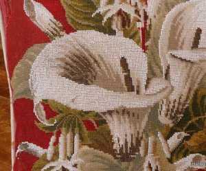 Pillow Berlin Wool Work NP P1100520