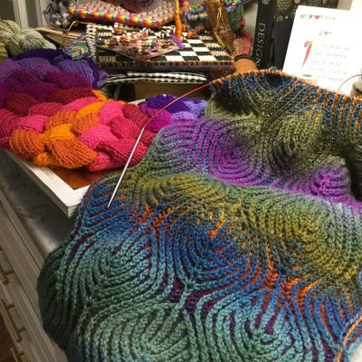 High Prairie Fibers Yarn