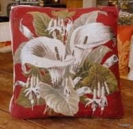Pillow Berlin Wool Work NP P1100518