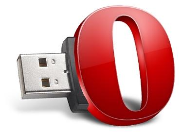Opera 10 pe stick USB
