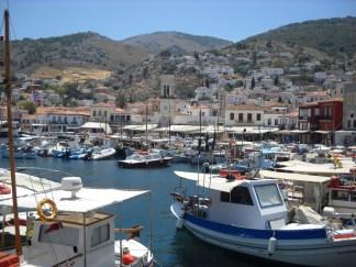 Hydra port view
