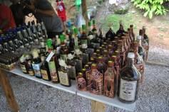 Republica Dominicana -Eco Caribe Tour-Sticle suvenir MamaJuana