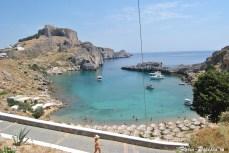 Lindos - Agios Pavlos Beach